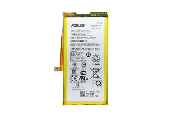 ASUS ROG Phone2(ZS660KL)バッテリー交換修理 [1]