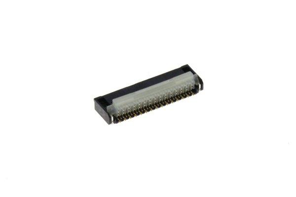ニンテンドースイッチライト マザーボードTOサブボード FPCコネクター交換修理 [2]