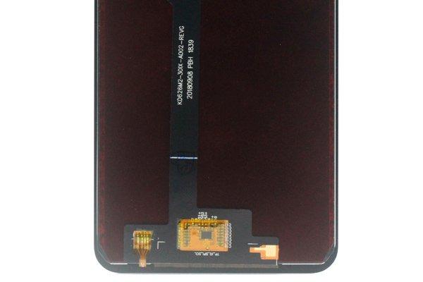ZenFone Max Pro(M2) (ZB631KL) フロントパネル交換修理 [4]