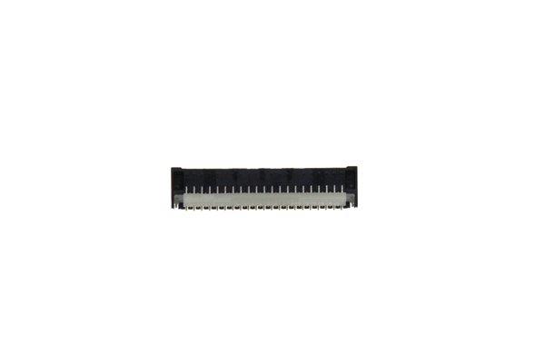 ニンテンドースイッチライト 液晶FPC用コネクター交換修理 [2]