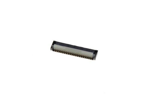 ニンテンドースイッチライト 液晶FPC用コネクター交換修理 [4]