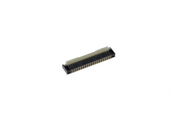 ニンテンドースイッチライト 液晶FPC用コネクター交換修理 [5]