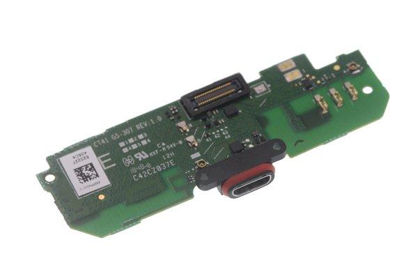 CAT S41 マイクロUSBコネクターボードASSY 交換修理 [3]