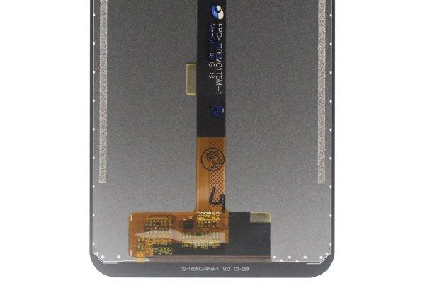 Ulefone Power3 フロントパネル 交換修理 [3]