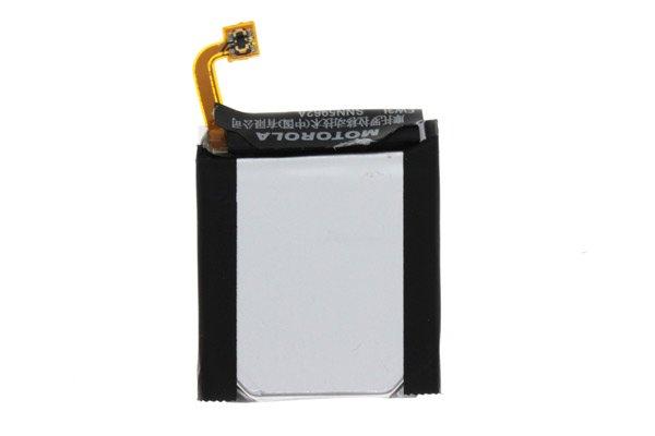 Moto360 2nd Gen 46mmサイズ バッテリー交換修理 [2]
