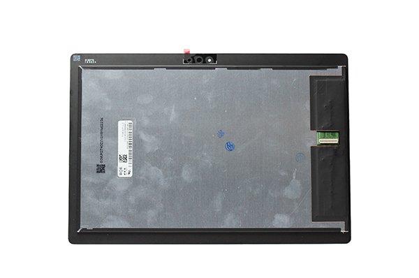 Lenovo Tab M10(TB-X605F)フロントパネル ブラック 交換修理 [2]