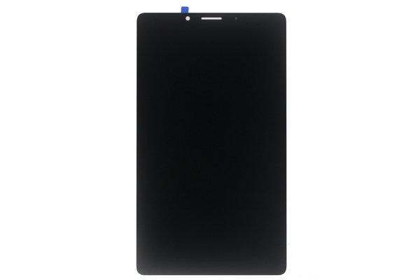Lenovo Tab M7(TB7305F)フロントパネル ブラック 交換修理 [1]