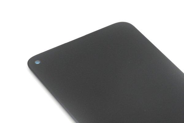 HUAWEI NOVA 5T フロントパネル ブラック 交換修理 [4]
