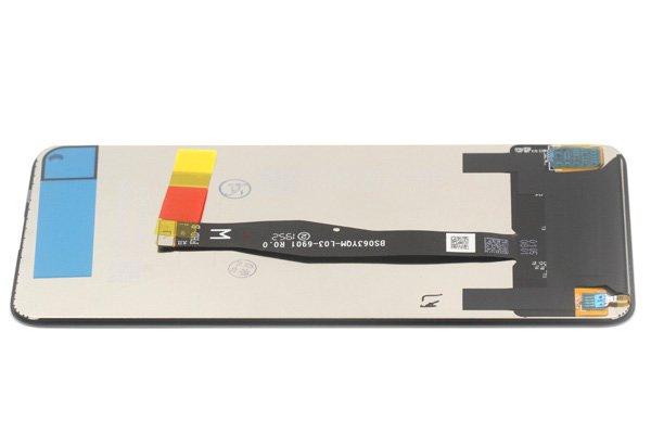 HUAWEI NOVA 5T フロントパネル ブラック 交換修理 [6]