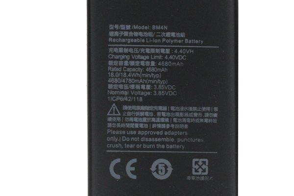 Xiaomi Mi Note10 / Note10 Lite / Note10 Pro / cc9 pro 共通 バッテリー交換修理 [3]