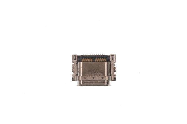 LG G8X ThinQ USB TYPE-Cコネクター 交換修理 [2]