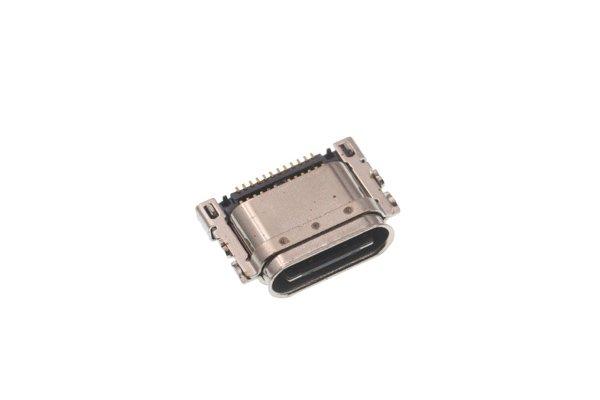 LG G8X ThinQ USB TYPE-Cコネクター 交換修理 [3]