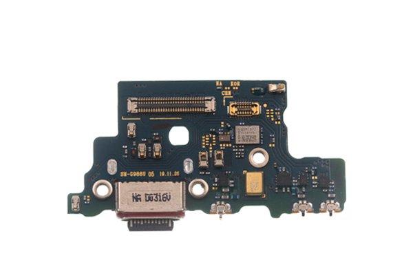 Galaxy S20 Ultra 5G(SM-G988U)USB TYPE-C コネクターボード交換修理 [2]