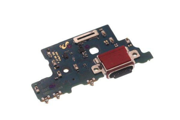 Galaxy S20 Ultra 5G(SM-G988U)USB TYPE-C コネクターボード交換修理 [3]
