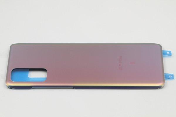 Galaxy S20+ 5G BTS Edition バックカバー パープル 交換修理 [3]