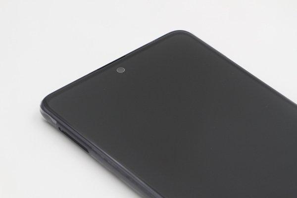 Galaxy Note10 Lite フロントパネルASSY ブラック 交換修理 [7]