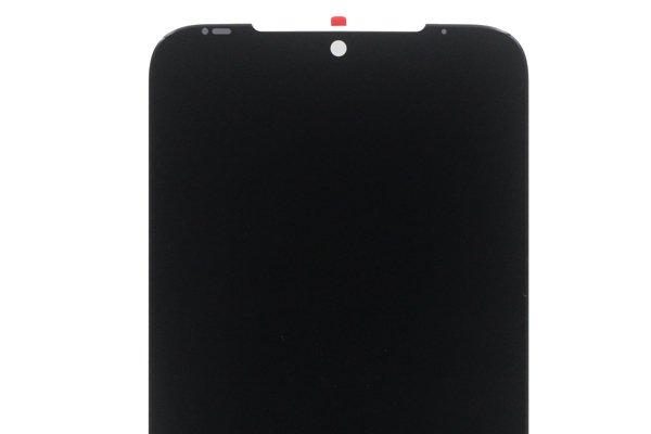 Motorola moto g8 plus フロントパネル交換修理 [3]