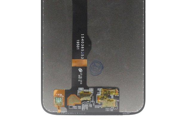 Motorola moto g8 plus フロントパネル交換修理 [4]