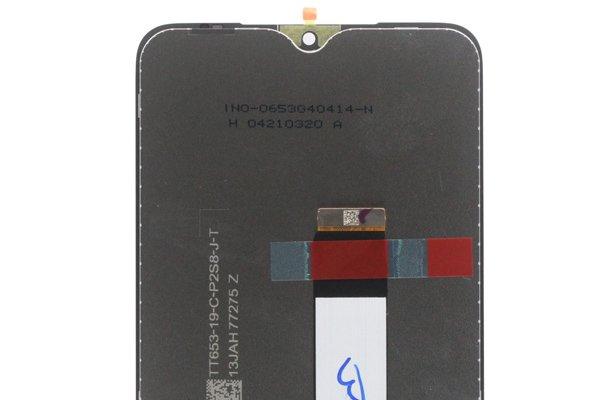Redmi 9T フロントパネル交換修理 [3]