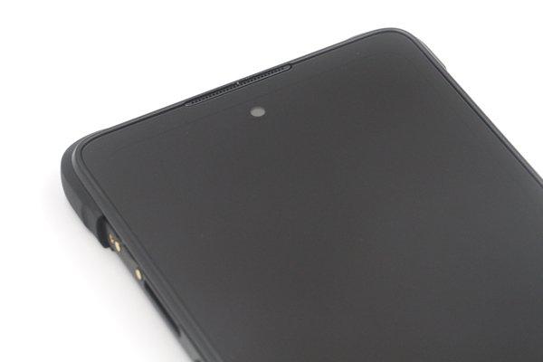 Ulefone Armor10 フロントパネルASSY ブラック 交換修理 [5]