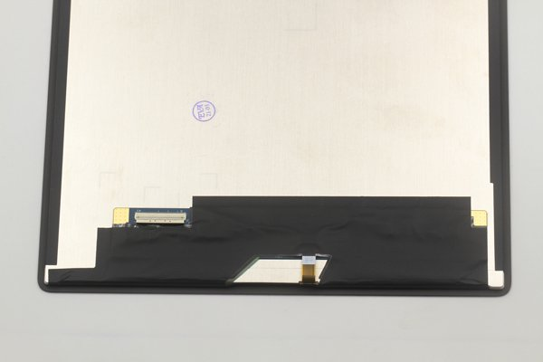 Lenovo Tab M10 FHD Plus(TB-X606F)フロントパネル ブラック 交換修理 [4]