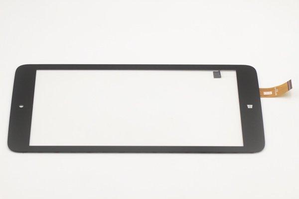Diginnos DG-G08IW2SL タッチガラス ブラック 交換修理 [4]