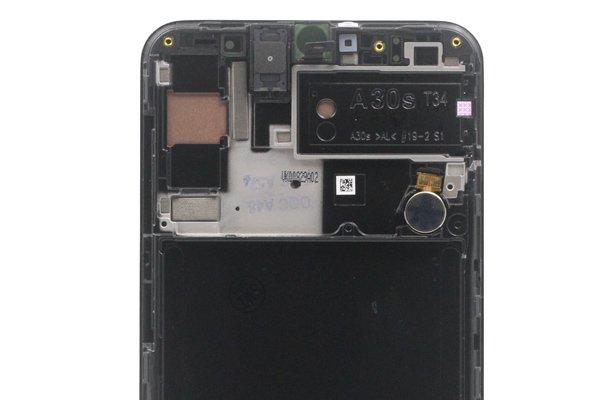Galaxy A30S(SM-A307)フロントパネルASSY 交換修理 [3]
