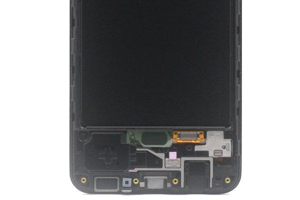 Galaxy A30S(SM-A307)フロントパネルASSY 交換修理 [4]