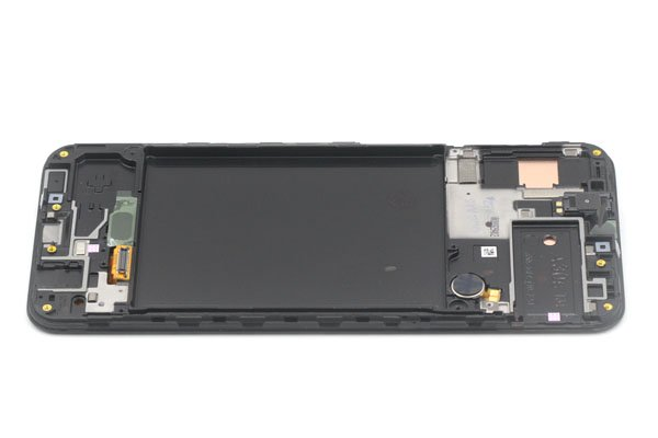 Galaxy A30S(SM-A307)フロントパネルASSY 交換修理 [7]