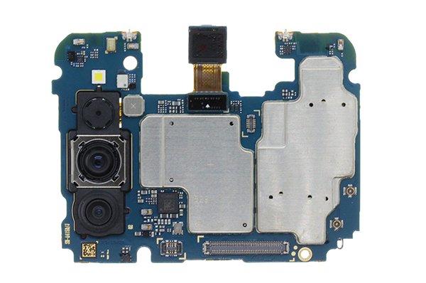 【ネコポス送料無料】Galaxy A41(SCV48)マザーボード 基板 [1]