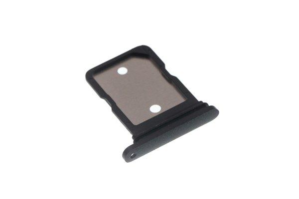 【ネコポス送料無料】Google Pixel5 SIMカードトレイ ブラック [1]