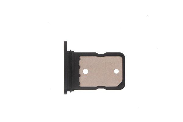 【ネコポス送料無料】Google Pixel5 SIMカードトレイ ブラック [2]