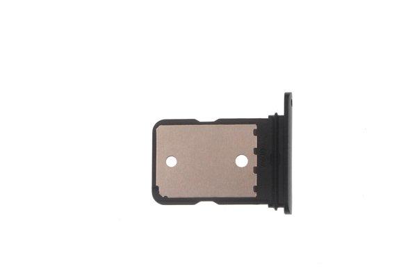 【ネコポス送料無料】Google Pixel5 SIMカードトレイ ブラック [3]