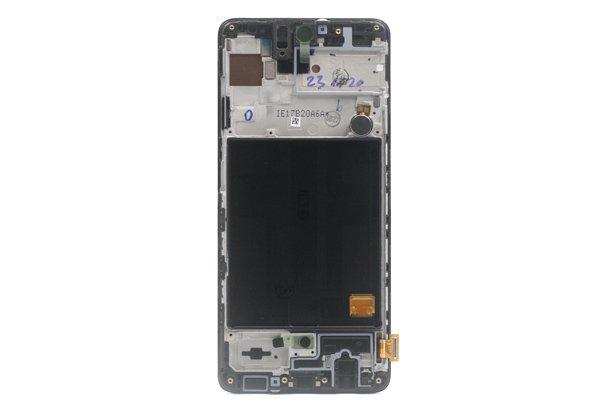 Galaxy A51 フロントパネルASSY 交換修理 [2]