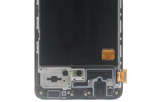 Galaxy A51 フロントパネルASSY 交換修理 [4]