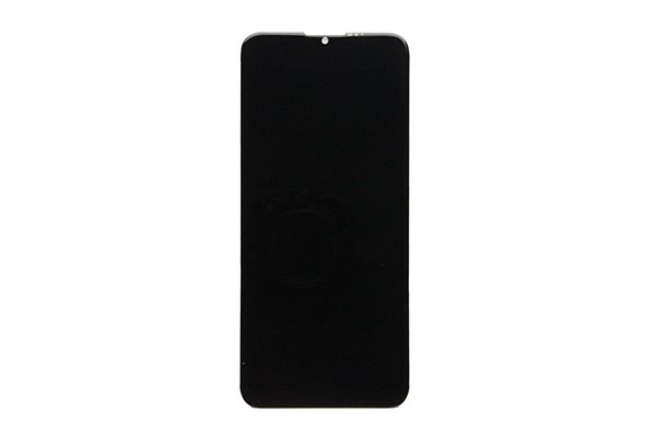 Motorola Moto G8 Power Lite フロントパネル交換修理 ブラック [1]