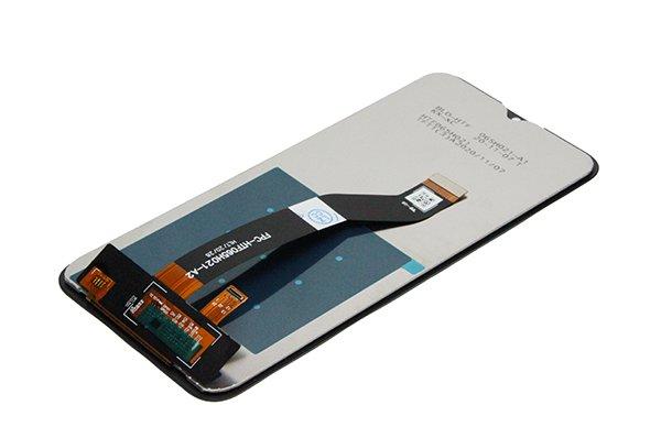 Motorola Moto G8 Power Lite フロントパネル交換修理 ブラック [3]