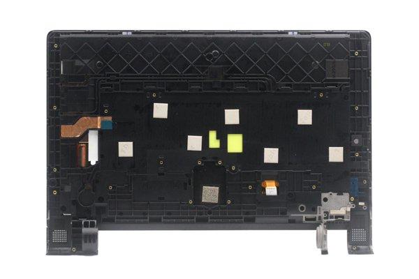 Lenovo YOGA Tab 3 8(YT3-850F ZA090019JP) フロントパネルASSY ブラック 交換修理 [4]