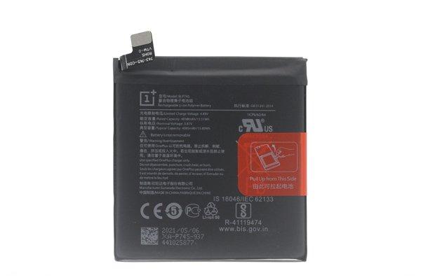 Oneplus7T Pro バッテリー BLP745 交換修理 [1]