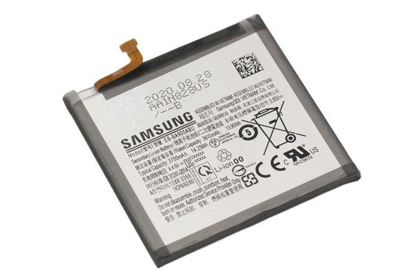 【ネコポス送料無料】Galaxy A80(SM-A805F)A90(SM-A905F)バッテリー EB-BA905ABU [4]