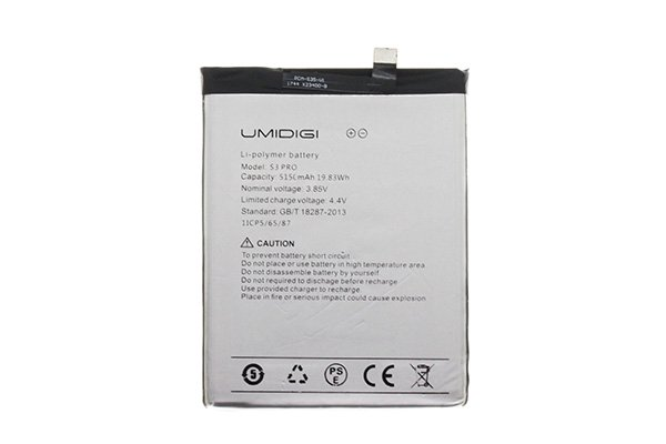 UMIDIGI S3 Pro バッテリー交換修理 [1]