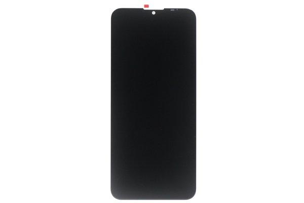 Motorola Moto G9 Play フロントパネル交換修理 ブラック [1]