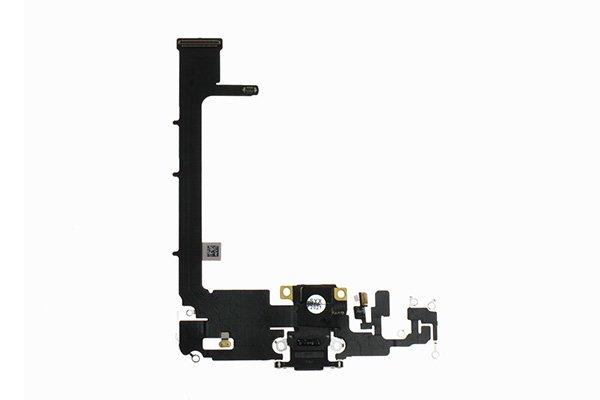 【ネコポス送料無料】iPhone 11 Pro Max ライトニングコネクターケーブル ブラック [2]