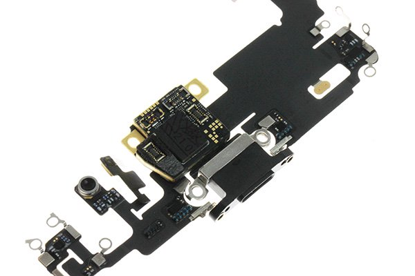 【ネコポス送料無料】iPhone 11 Pro Max ライトニングコネクターケーブル ブラック [3]