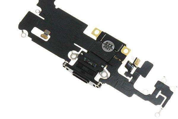【ネコポス送料無料】iPhone 11 Pro Max ライトニングコネクターケーブル ブラック [4]