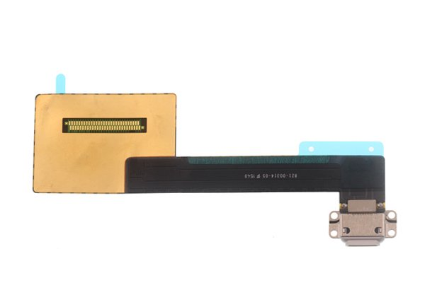 iPad Pro 9.7(A1673 A1674 A1675) ライトニングコネクターケーブル 交換修理 全2色 [2]