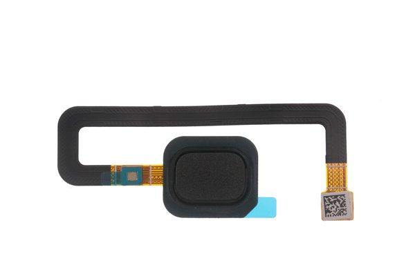【ネコポス送料無料】Zenfone6(ZS630KL)指紋センサーケーブル ブラック [1]