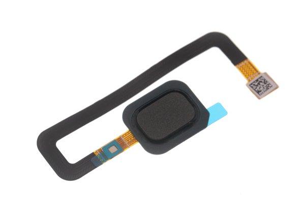 【ネコポス送料無料】Zenfone6(ZS630KL)指紋センサーケーブル ブラック [3]