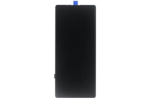 LG Wing 5G(LM-F100N)フロントメインパネル交換修理 [1]