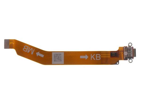 Zenfone8(ZS590KS)USBコネクターケーブル交換修理 [1]